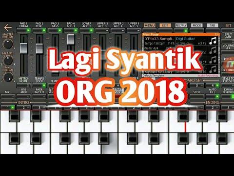 Siti Badriyah - Lagi Syantik ORG 2018 TERBARU