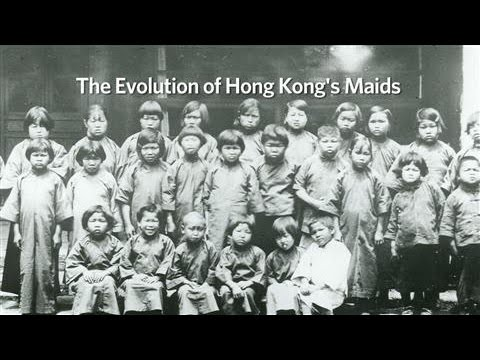 The Evolution of Hong Kong's Maids