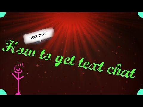 How To Get Text Chat For Wizard101