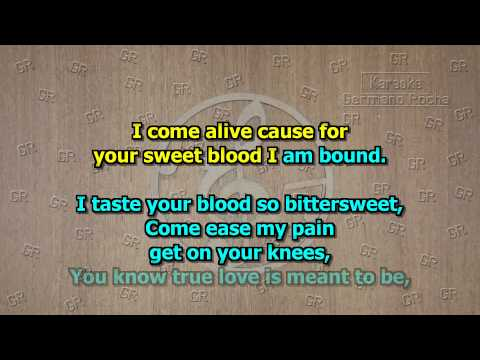 HammerFall - Natural High (Karaoke)