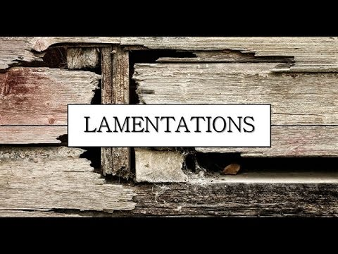 Image result for book of Lamentations