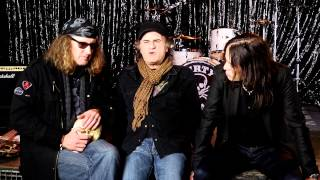 KROKUS - Go Baby Go COMMENTARY 2013 Official Band Video