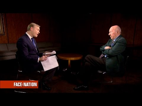 Full interview: George Shultz, March 26