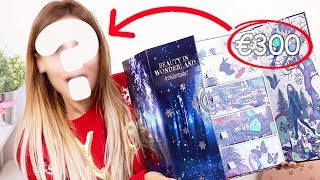 UNBOXING CALENDARIO DELL' AVVENTO + FULL FACE MAKEUP