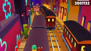 Scoring over 6 million points on subway surfers (NO hacks or cheats)