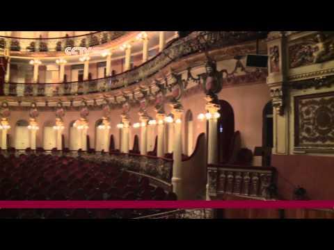 Heart of the Amazon provides unlikely opera venue