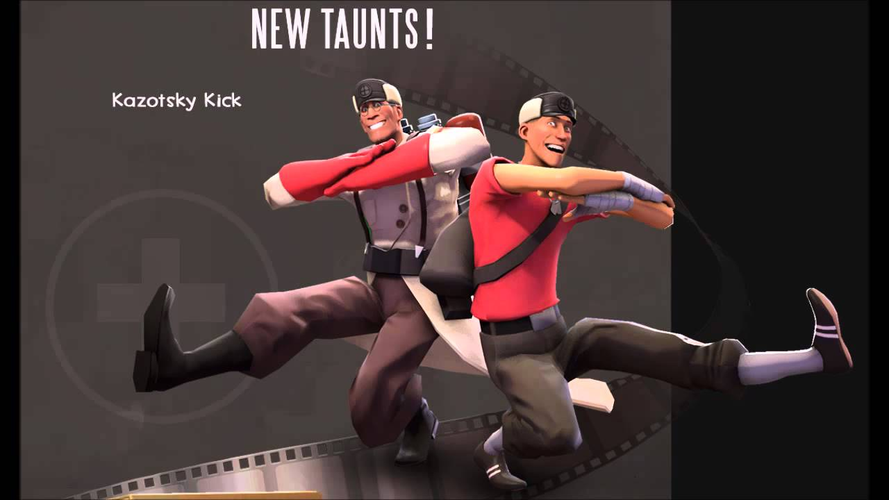Team Fortress 2 Music Soldier Of Dance Kazotsky Kick Youtube