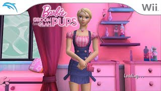 Barbie: Groom and Glam Pups | Dolphin Emulator 5.0-8617 [1080p HD] | Nintendo Wii