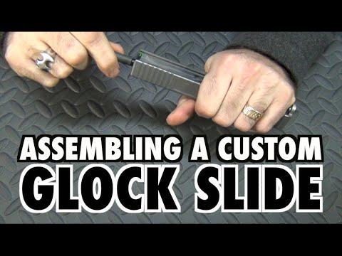 Assembling a Custom Glock Slide