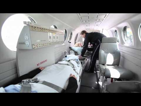 Hawker Beechcraft Special Missions Air Ambulance