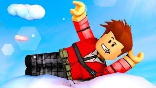 НОВЫЙ ПОБЕГ в детских играх с мультяшными героями и Кидом. Escape в ROBLOX #КИД