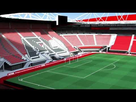 NEW AZ stadion