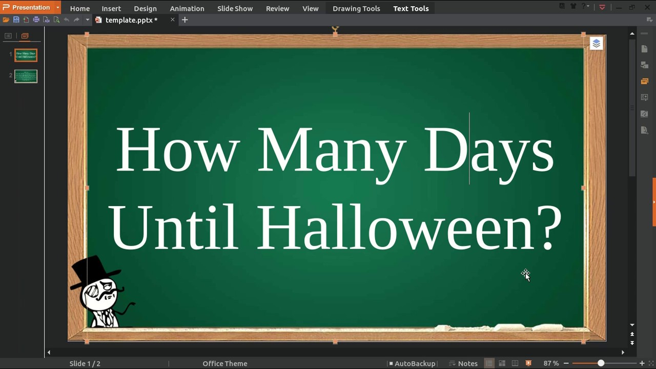how many days until halloween - youtube