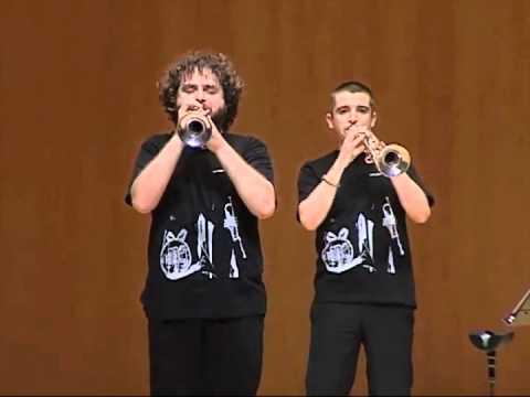 Gomalan Brass Quintet - Sing Sing Sing LIVE IN TOKYO
