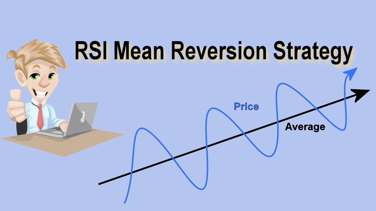 A Profitable RSI Mean Reversion Trading Strategy
