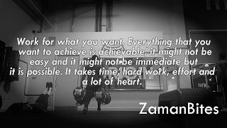ZamanBites - Work Work Work Work...