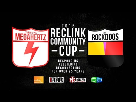 2016 Reclink Melbourne Community Cup - Rockdogs Vs Megahertz - C31Sport