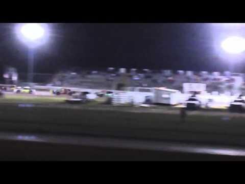 Casey Woken McCook Stock Car Feature 4-20-12