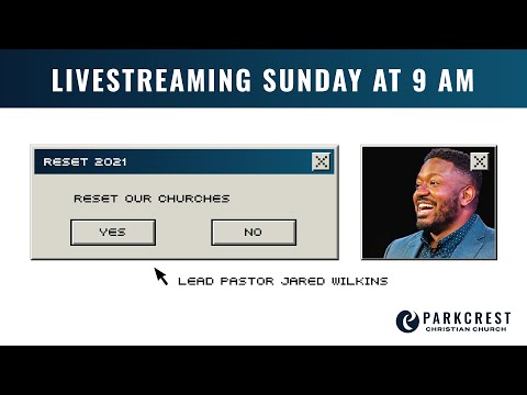 Reset: Our Churches