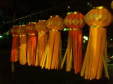 Shilpkruti groups stall diwali diya and kandeel youtube for Diya decoration youtube