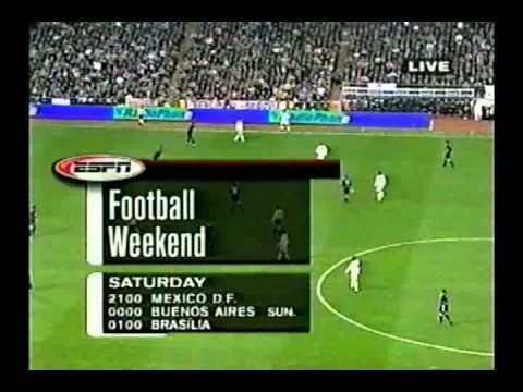 La Liga 1999-00: Real Madrid x Barcelona - 1º HALF