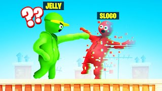 Playing GANG BEASTS But It's GLITCHED! (Impossible)