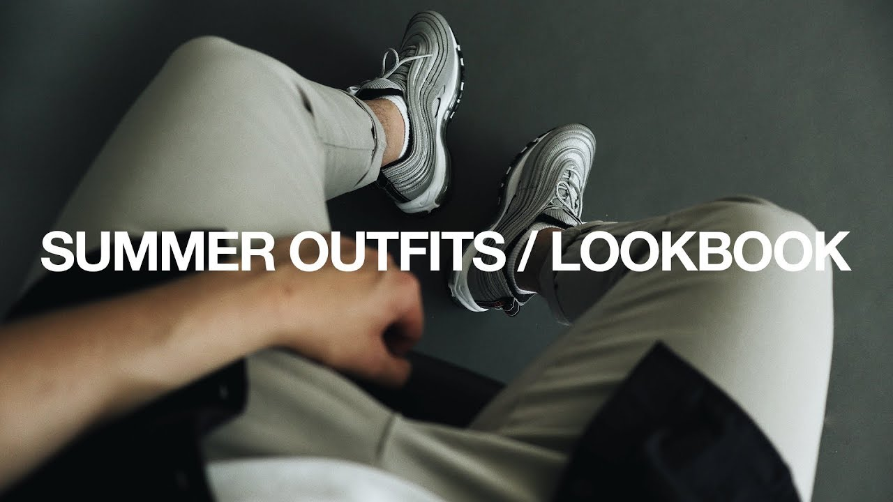 Five Summer Outfit Ideas / Summer Lookbook 2018 5