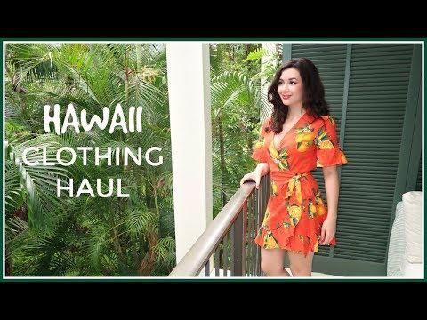 HAWAII CLOTHING HAUL thumbnail