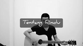 TENTANG RINDU VIRZHA [ LIRIK ] SURYA Live Accoustic Cover