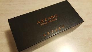 """Парфюмерия""""демонстрация флакона Azzaro pour Homme""""Azzaro - Видео от TetyanaPerFumum"""