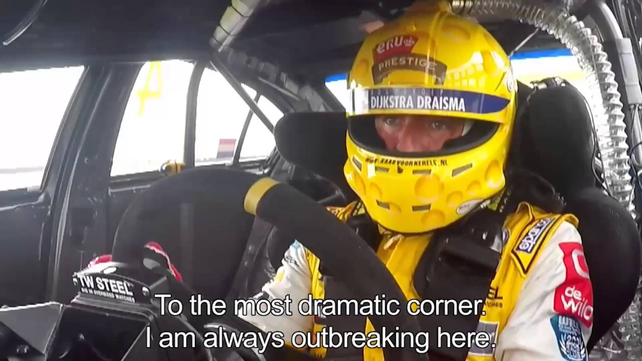 Tom Coronel Onboard Lap Termas De Rio Hondo Argentina With The 2015 Tom