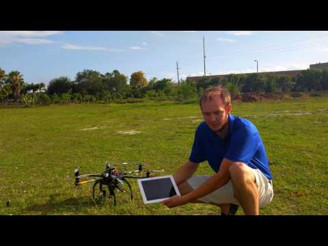 Using Drones for Radio Antenna Analytics