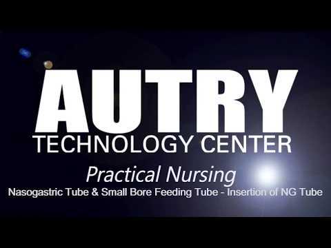 Practical Nursing - Nasogastric Tube