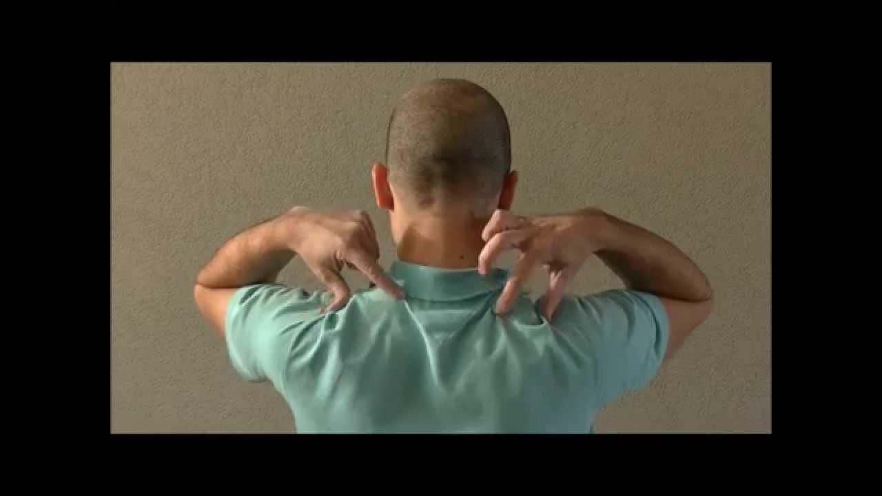 oefeningen bij nekklachten