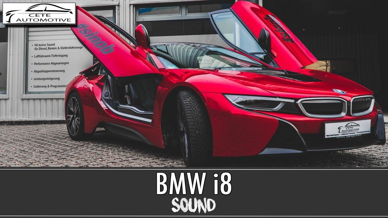 Bmw I8 Sound Tuning Active Sound Sound Generator Soundmodul