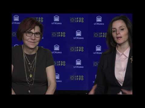 Cindy Blackstock and Helaina Gaspard - FNCFS