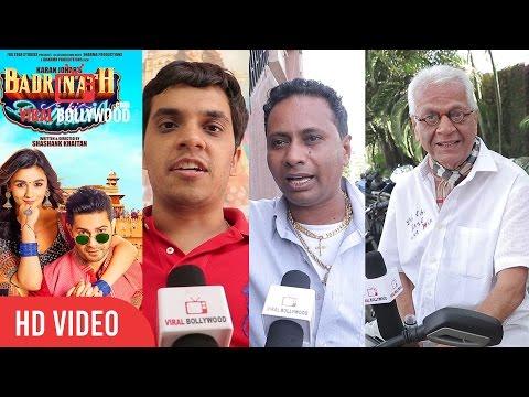 Badrinath Ki Dulhania Review | Gaiety Bandra | Alia Bhatt, Varun Dhawan | Dharma Production