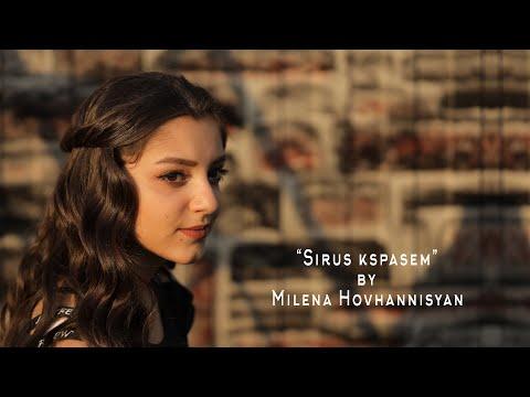 Milena Hovhannisyan - Sirus kspasem (Cover) (2021)