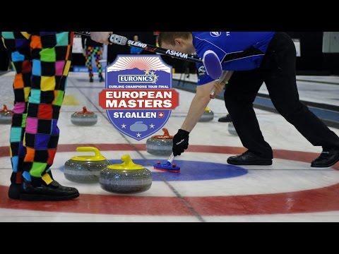 2015 European Masters | RR | Edin (SWE) - Smith (SCO)