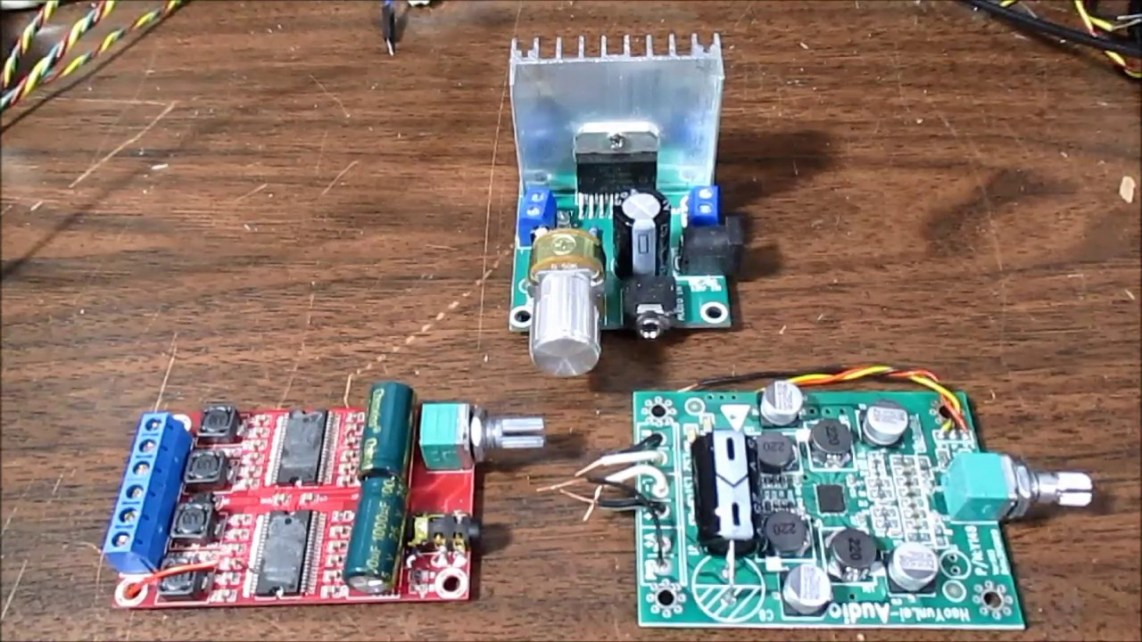 Can I bridge or parallel my stereo amplifier board to one speaker?