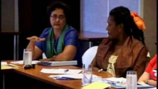 Parallel Session by Geographic Regions: Pacific (part 1)