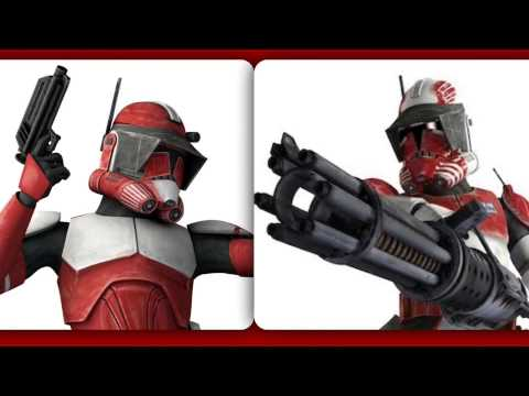 full download star wars the clone wars commander s fox and thorn. Black Bedroom Furniture Sets. Home Design Ideas