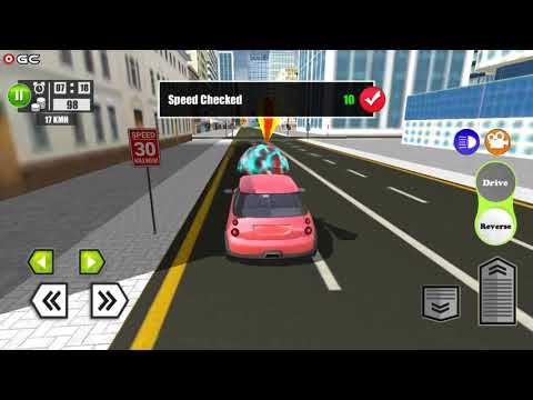 City Car Driving Simulator 2018 PRO - Sports Car Traffic Games - Android Gameplay FHD #2