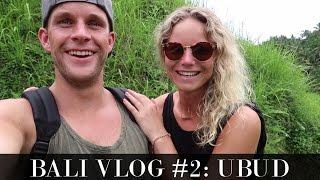 Bali vlog #2: Ubud