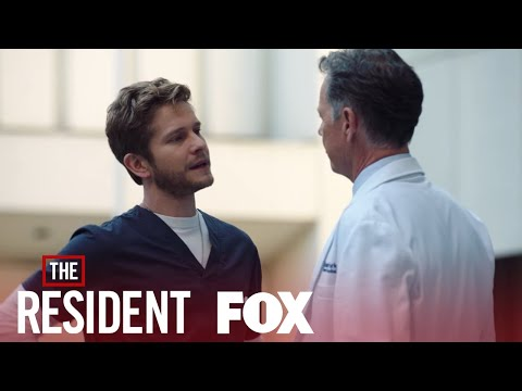 Conrad Speaks His Mind To Bell | Season 1 Ep. 2 | THE RESIDENT