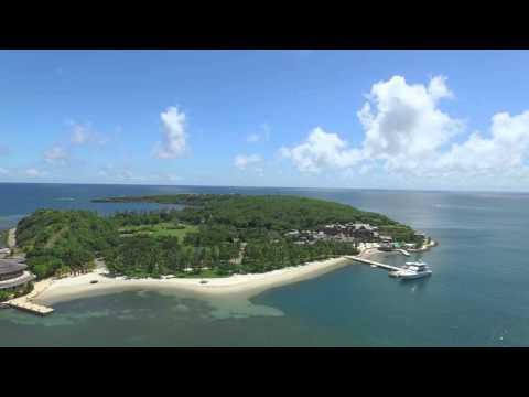 Grenada. Fifty Shades of Green