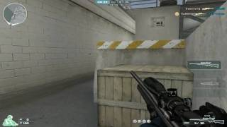 Crossfire Online quality test.