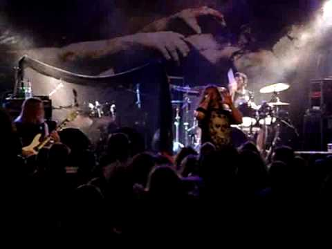 Unearth - Endless + My will be done live in Hamburg 16.09.09