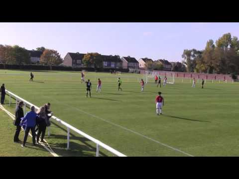 Portsmouth U18 v London Elite Academy