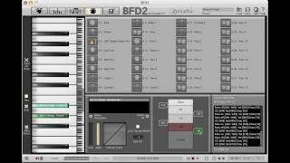 BFD2 Mapping Variable HiHats Tutorial